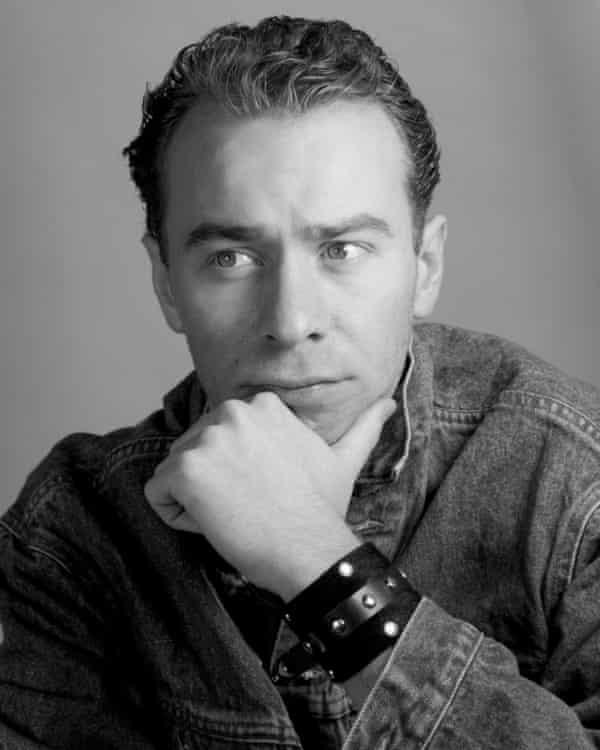 Matt Johnson in New York City in 1987.