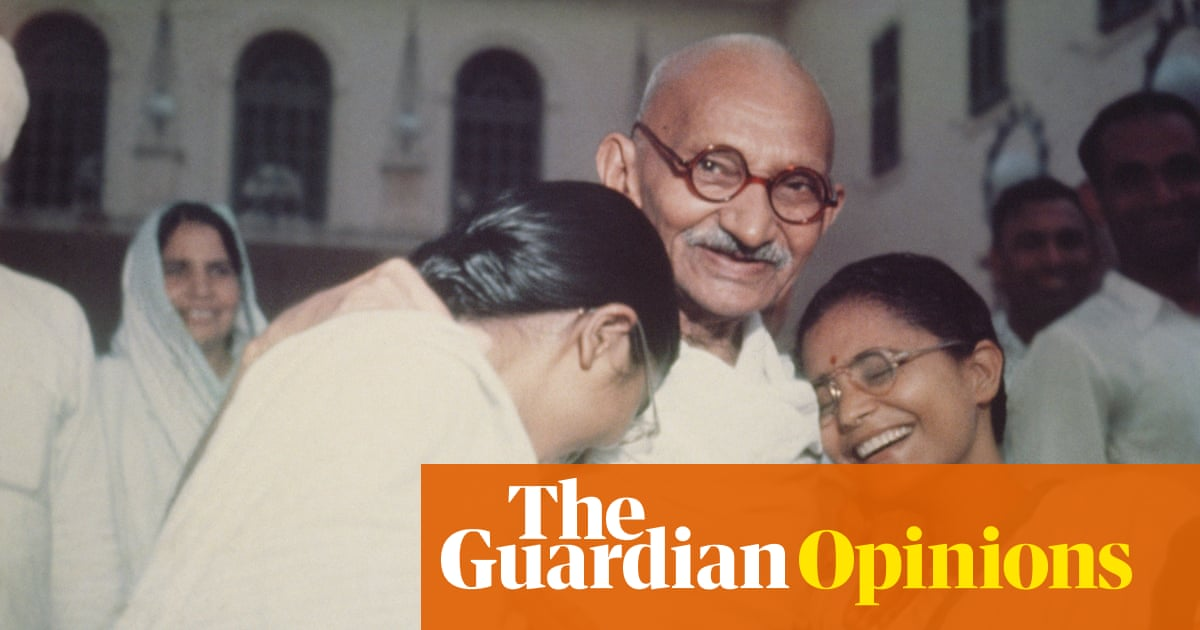 How would Gandhi's celibacy tests with naked women be seen ...