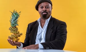 Ben Okri Observer Food Monthly OFM