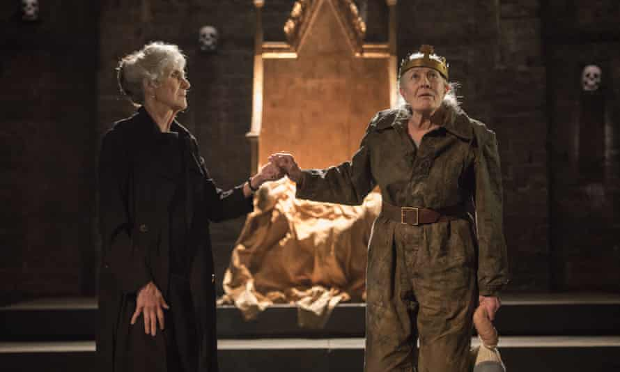 Susan Engel, 'effortlessly imperious', and Vanessa Redgrave, 'commanding even in a boiler suit'.