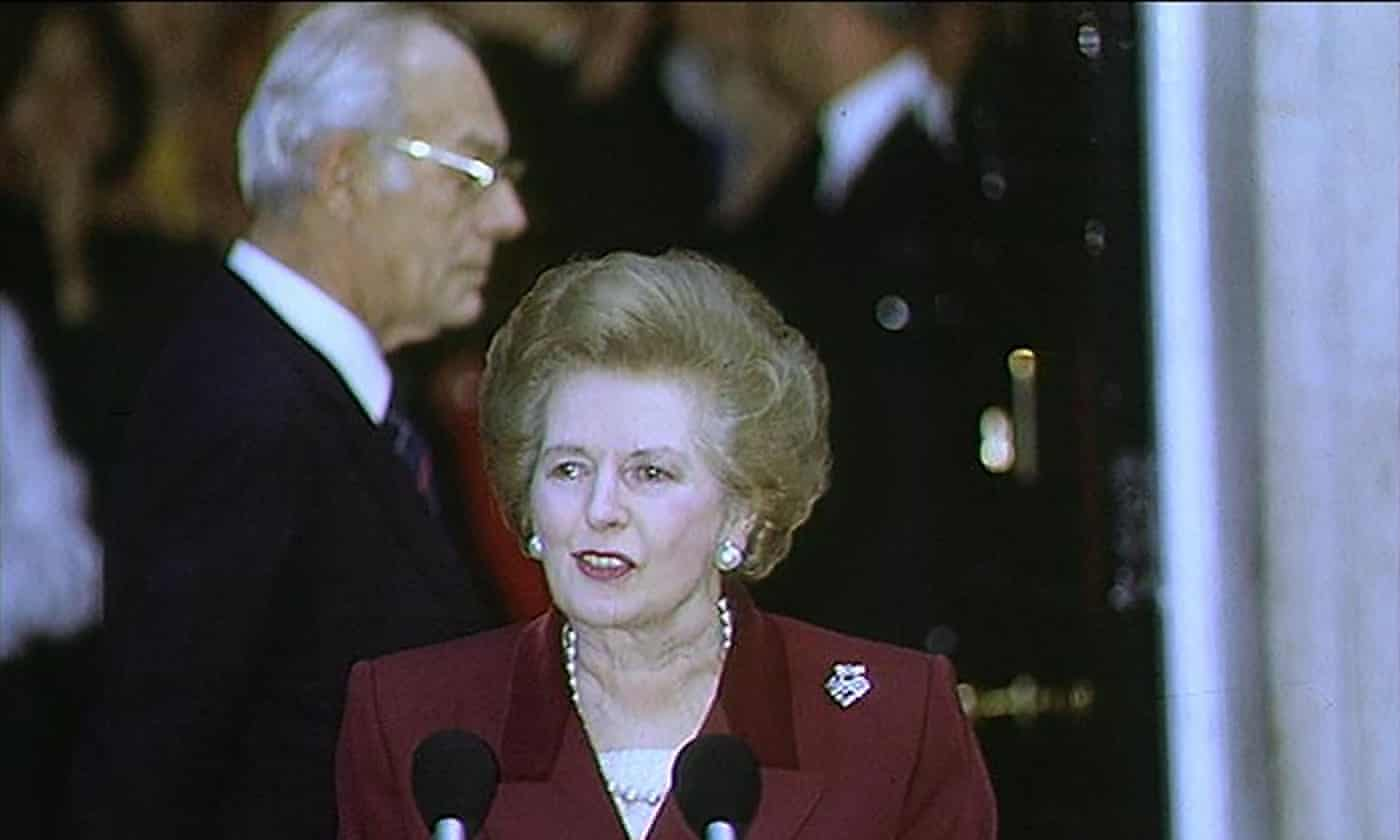 Thatcher: A Very British Revolution review – the Iron Lady's downfall in compelling detail