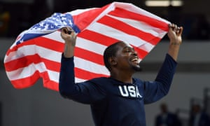 c93f9decf28 Kevin Durant leads US men s basketball team to third straight Olympic gold