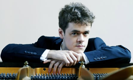 'A mature performer with something to say' ... Benjamin Grosvenor.