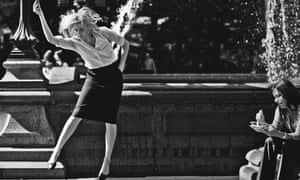 Gerwig in her breakthrough film Frances Ha.