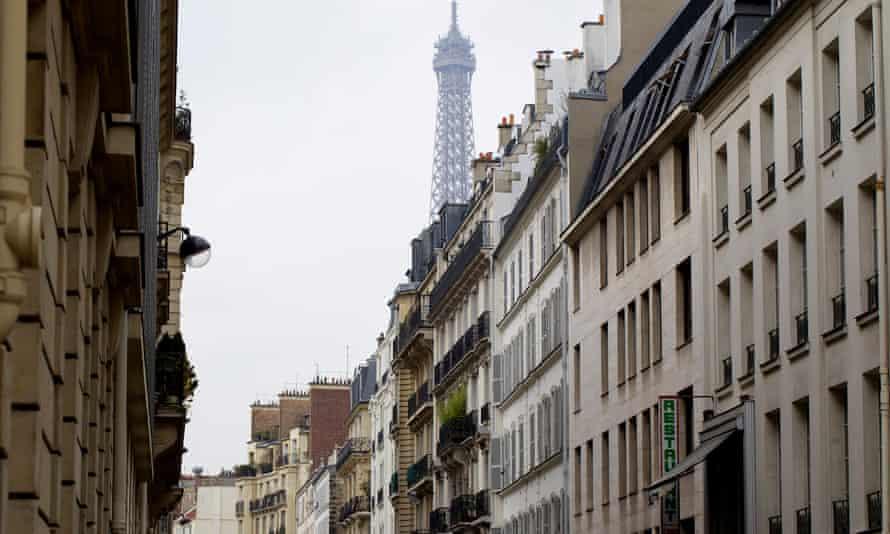 Apartments in the 7th arrondissement of Paris.