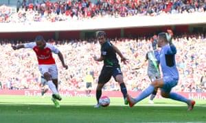 Premier League- Arsenal v Stoke City