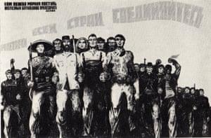 Soviet poster from 1967.