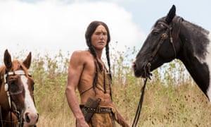 A member of the Comanche