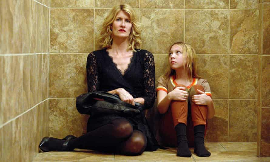 Laura Dern and Isabel Nelisse in The Tale.