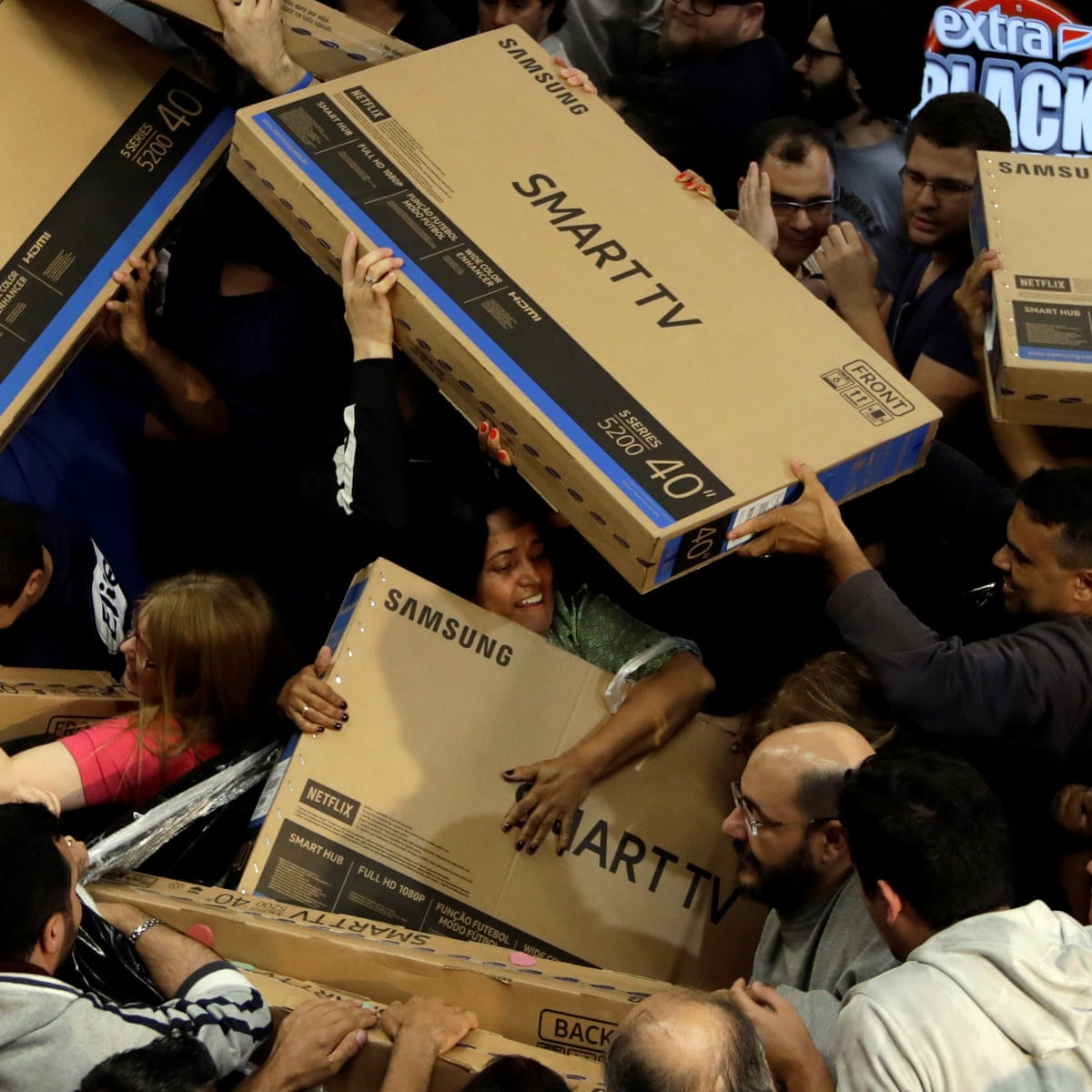 A Sickening Sales Frenzy Don T Let Black Friday Thrive In Australia Black Friday The Guardian