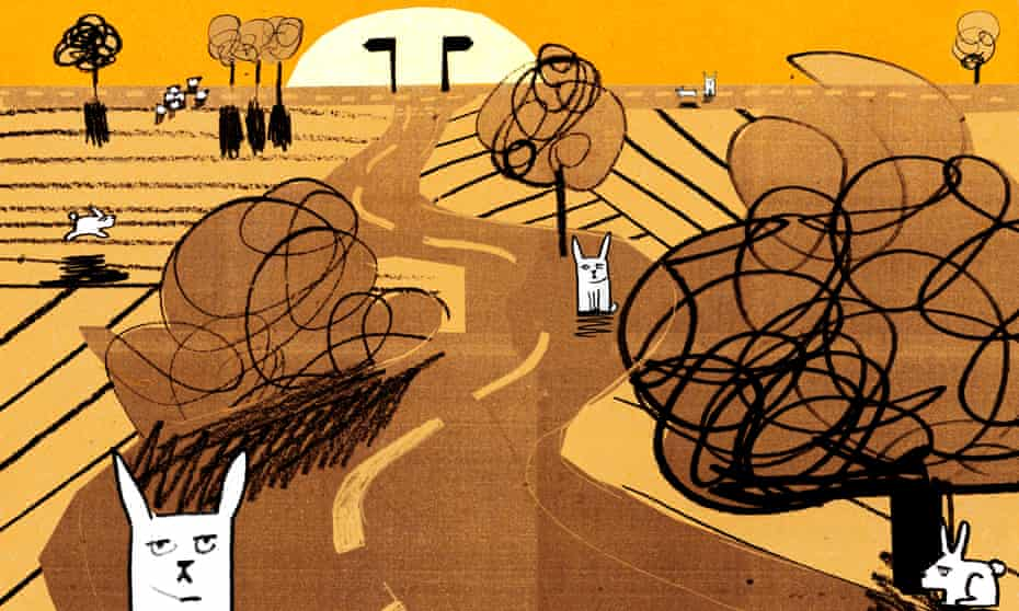 Illustration on the EU referedum by Ellie Foreman-Peck