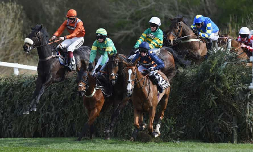 Topham Steeple Chase