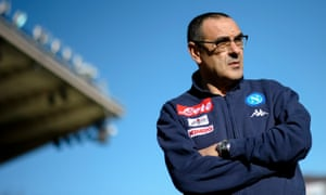 The arrival of Maurizio Sarri as head coach marks a change of direction from Chelsea.