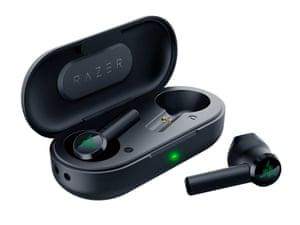 Razer's Hammerhead True Wireless earbuds