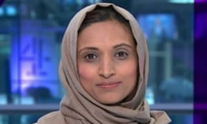 Fatima Manji presents Channel 4 news.