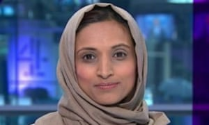 Channel 4 News presenter Fatima Manji said Kelvin MacKenzie had 'attempted to smear 1.6 billion Muslims in suggesting they are inherently violent'.