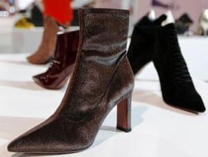 China Footwear Pavilion at MAGIC Show
