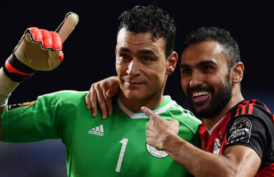 Essam El-Hadary has won the Africa Cup of Nations four times but he has never played at a World Cup.