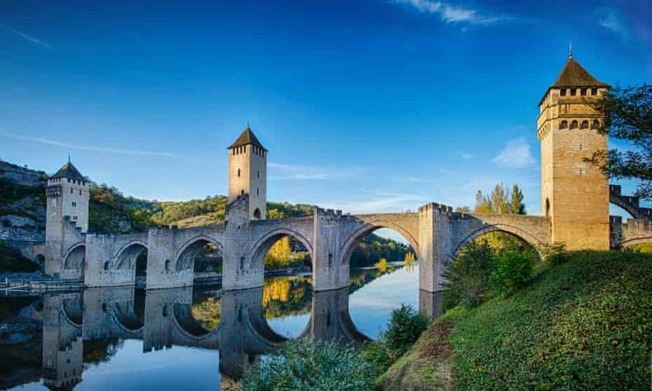 Pont Valentré.