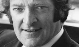 Ronald Higgins, pictured in 1973 when he worked for the Observer.