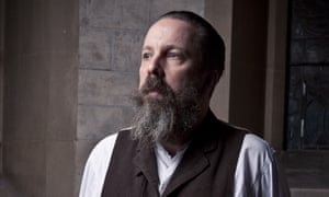 British DJ, remixer and record producer Andrew Weatherall.