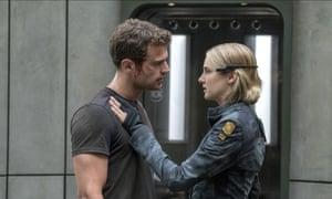 Divergent sequel Allegiant struggles at US box office as