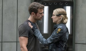 The Divergent Series: Allegiant review – dull dystopia