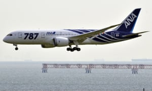 ANA will replace all 100 engines on its Boeing 787 jetliners due to faults.