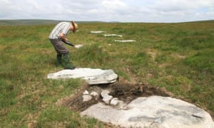 Archaelogists say the stone circle provides an exciting opportunity to apply modern scientific methods to a previously unexamined circle.