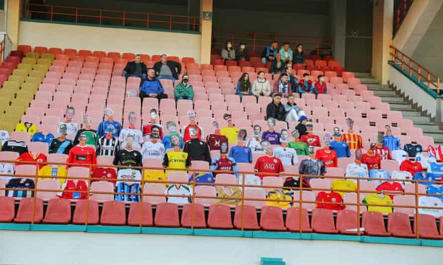 Dynamo Brest mannequins