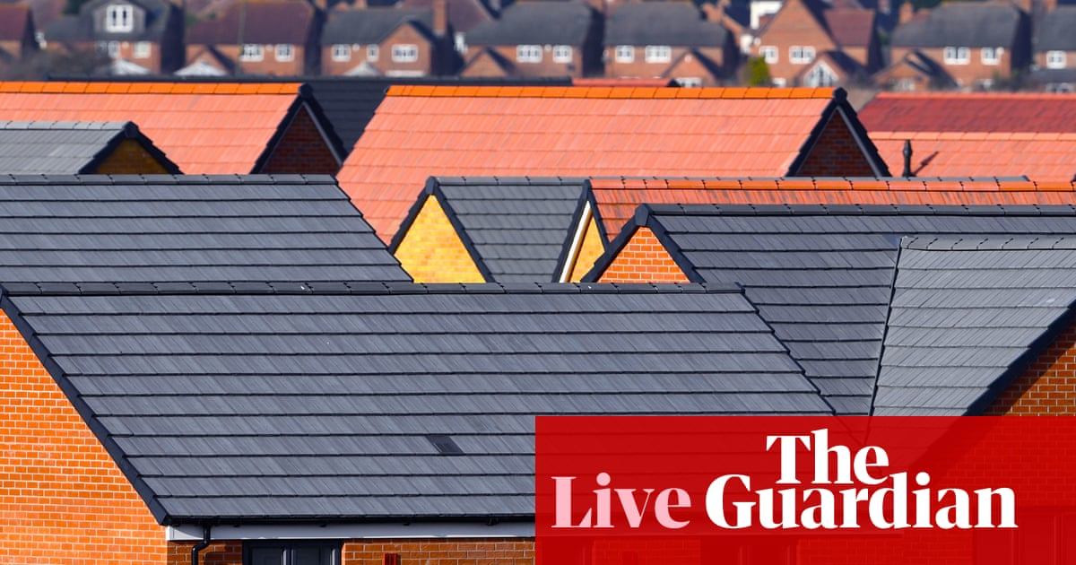Aviva and Persimmon agree changes after leasehold scandal investigation – business live