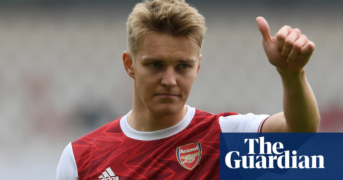 Arsenal step up push to bring back Martin Ødegaard from Real Madrid