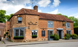 The Pointer, Brill, exterior