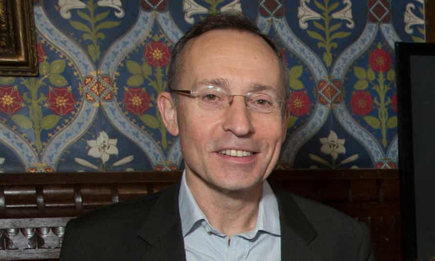 Labour's Andy Slaughter, who is the party's MP for Hammersmith