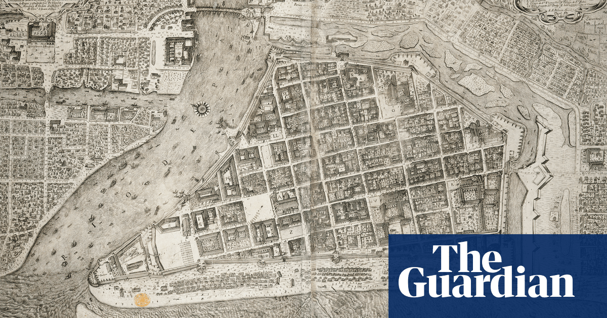 Made up places and costly mistakes: a history of unfortunate maps – in pictures