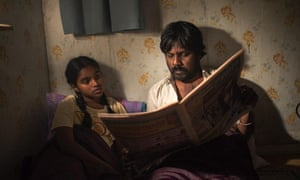 A still from Dheepan, which won the 2015 Cannes Palme d'Or.