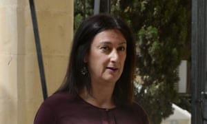 Daphne Caruana Galizia, who led an investigation of corruption in Malta, was killed by a car bomb.