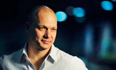 Tony Fadell, CEO of the home automation firm, Nest Labs Inc.
