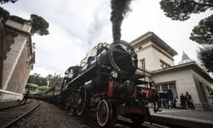 Castel Gandolfo train service