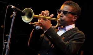 Roy Hargrove performing at the Nice Jazz Festival in 2011.