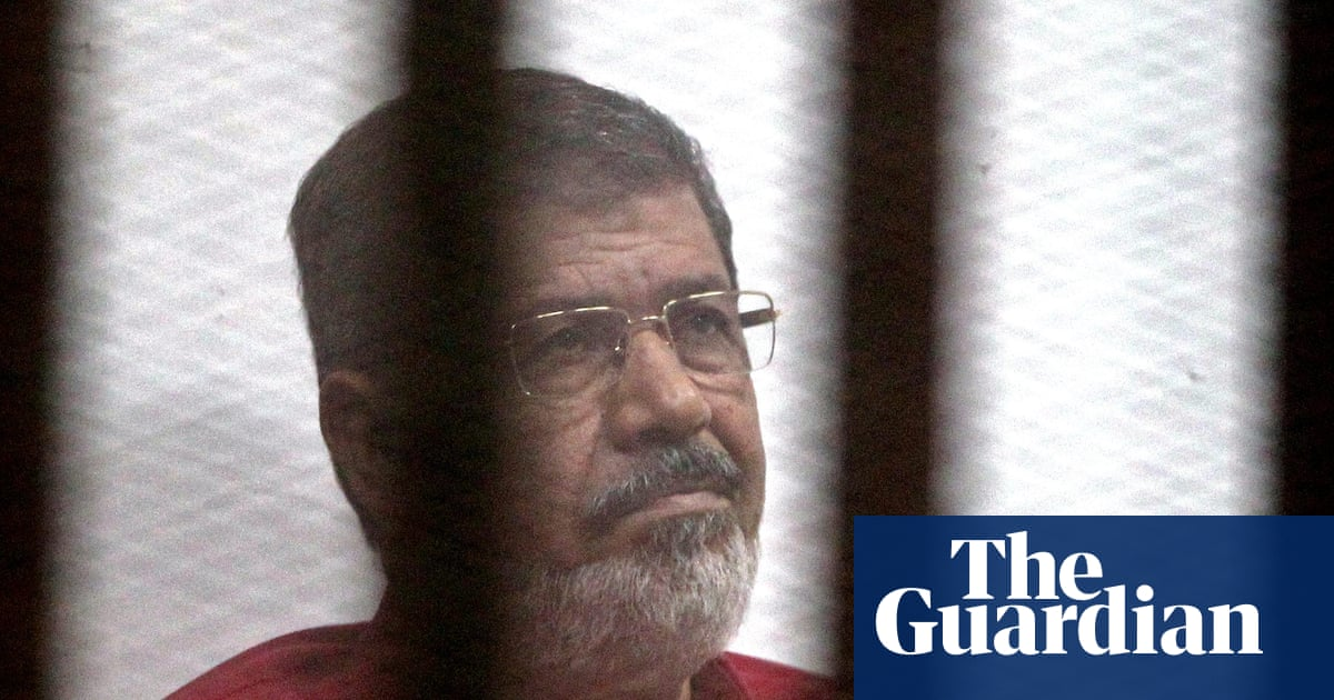Egypt forces 32 judges who opposed removal of Morsi to retire ... b9b5d1cb7be