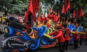 A priority in Indonesia has been to preserve its rich history and diversity with arts and culture data.