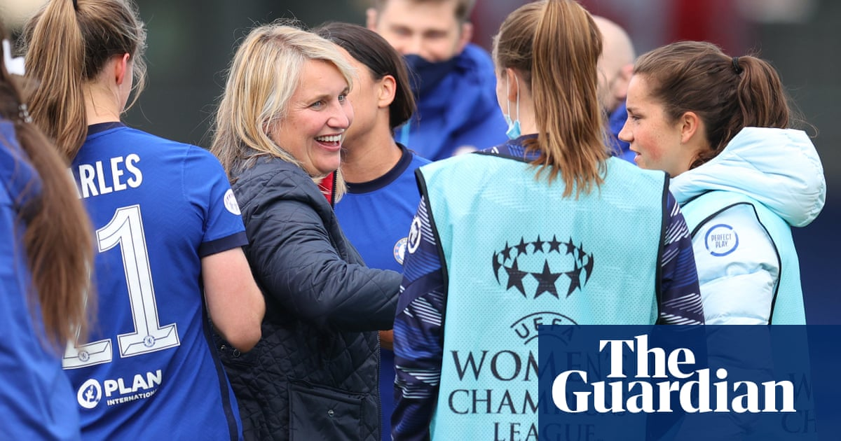 'It'll be us one day': Chelsea reap rewards of giving Emma Hayes time to build