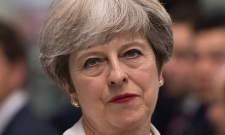 'She made the horrendous mistake of endorsing every false promise the Leave campaign made when she took power.'