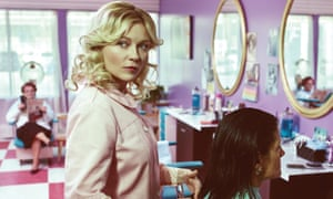 Kirsten Dunst as Peggy in the second series of the Fargo spin-off