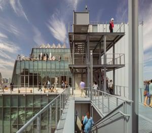 The Whitney Museum of American Art, New York.