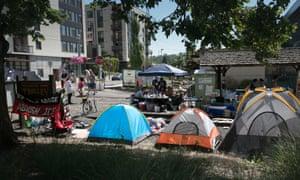 Occupy ICE Portland
