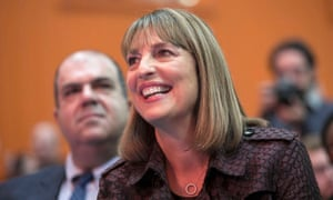 Easyjet CEO Carolyn McCall has been made a dame.