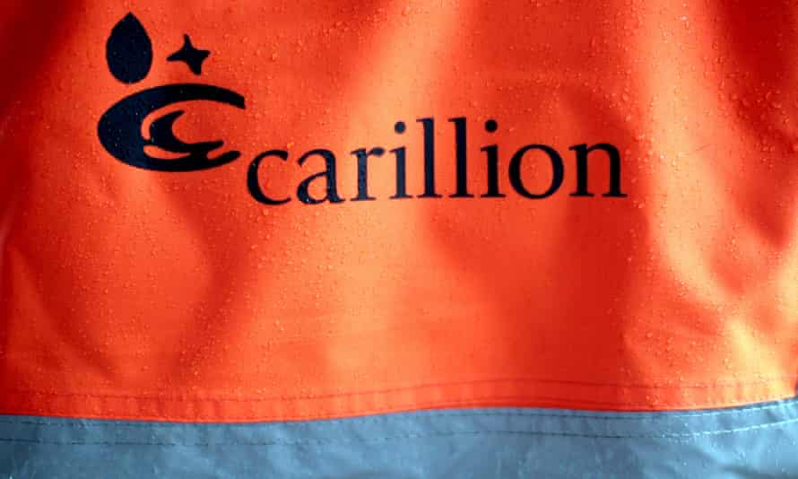 an orange Carillion safety bib