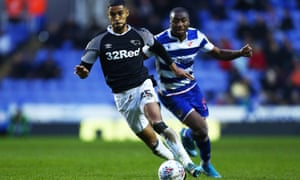 Max Lowe (left) has issued a strong rebuke to Craig Ramage after the former Derby midfielder's comments.